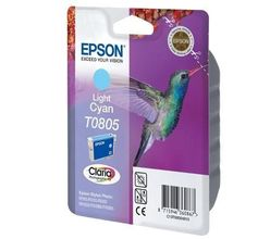 EPSON ink T080 light cyan blister (C13T08054021)