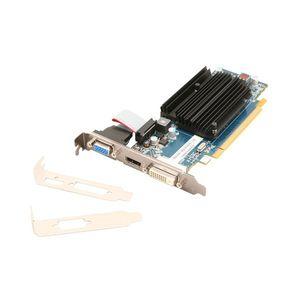 SAPPHIRE Radeon HD 6450 2GB DDR3PCI-Express 2.1, DVI, native-HDMI,  VGA, Heatsink, Lite-Retail (11190-09-20G)