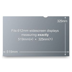 "3M Privacy 24"" filter widescreen (PF24.0W)"