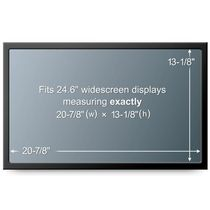 "3M TFT Privacy 24"" Filter for Widescreen Passer til en std. 24"" Widesceen Monitor (PF24.0W)"