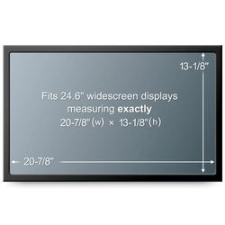 "3M Privacy Filter 24"" Wide 16:10 (PF24.0W)"