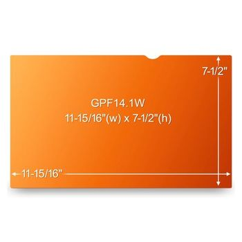 3M GPF14.1W GOLD LAPTOP FOR 14,1IN / 35,8 CM / 16:10 ACCS (98044054926)