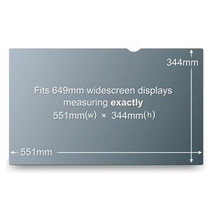 3M PF26.0W PRIV FLT FOR 26IN WIDE LCD DT DISP (PF26.0W)
