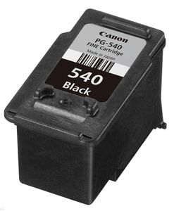 CANON Black Ink Cartridge (PG-540)  (5225B005)