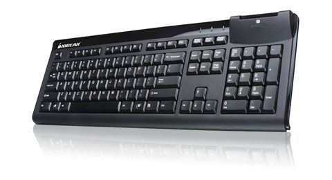 IOGEAR 104-Key Keyboard (GKBSR201)
