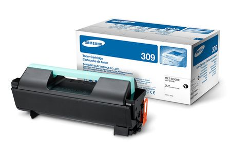SAMSUNG Black Toner Cartridge Cartridge Extra High Yield  (MLT-D309E)