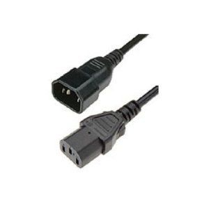 Hewlett Packard Enterprise C13 - C14 WW 250 V 10 A Gray 1,37-m startkabel (A0K04A)