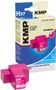 KMP H37 ink cartridge magenta F-FEEDS