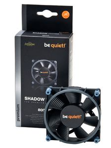 BE QUIET! 80mm Mid-Speed ShadowWings SW1 (BL051)