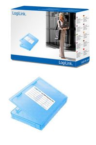LOGILINK 2.5 HDD Protection Box for 1 HDD - Festplattenl (UA0131)