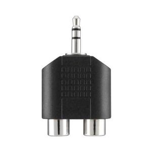 BELKIN Adapter Audio 3.5Mm2XRCA MF Porta (F3Y120BF)