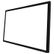 MULTIBRACKETS M 16:10 Framed Projection Screen Deluxe 165.9x103.7 77""