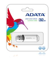 A-DATA 32GB USB Stick Classic C906 White (AC906-32G-RWH)