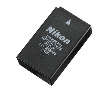 NIKON Li-ion battery EN-EL20 (VFB11201)