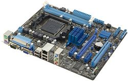 ASUS AMD Motherboard (M5A78L-MLXPLUS)
