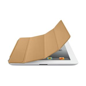 APPLE EOL iPad Smart Cover - Leather - Tan, iPad 2/3/4 (MD302ZM/A)