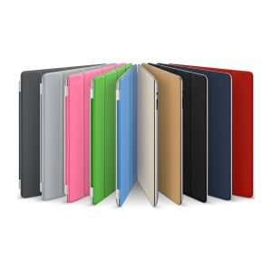 APPLE EOL iPad Smart Cover - Leather - Black, iPad 2/3/4 (MD301ZM/A)