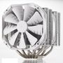 PHANTEKS CPU Cooler - White (also fits LGA2011)