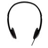 VIDEO SEVEN V7 STANDARD HEADPHONES BLACK STEREO                           IN ACCS (HA300-2EP)