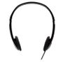 VIDEO SEVEN V7 STANDARD HEADPHONES BLACK STEREO                           IN ACCS