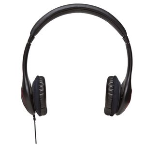 VIDEO SEVEN V7 DELUXE HEADPHONES BLACK STEREO VOLUME CONTROL            IN ACCS (HA510-2EP)