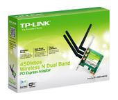 TP-LINK 450Mbps Wireless N Dual Band