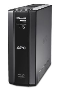 APC Power-Saving Back-UPS Pro 1200, 230V, Schuko (BR1200G-GR)