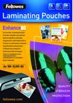 PUNCHED POUCH 228X303 80MIC 100PK