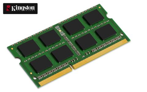KINGSTON Mem/4GB 1333MHz SODIMM Single Rank (KCP313SS8/4)