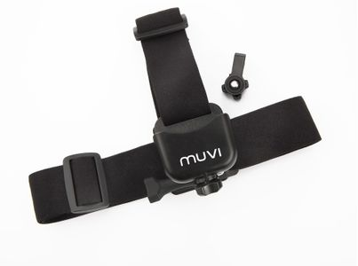 VEHO UK Headband strap mount Muvi HD (VCCA014HM)
