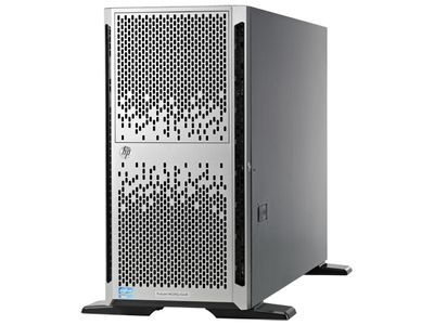 Hewlett Packard Enterprise ProLiant ML350p Gen8 E5-2640v2 2P 16GB-R P420i/2GB FBWC 8 SFF 750W RPS Server (736967-421)