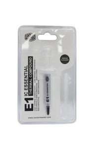 "Cooler Master Thermal Compound/ Grease/ Paste Kit IC-Essential E1 ""High Performance"" (RG-ICE1-TG15-R1)"