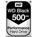 WD Desktop Black 500GB HDD 7200rpm 6Gb/s 150MB/s serial ATA sATA 64MB cache 3,5inch intern RoHS compliant Bulk