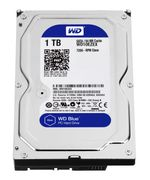 WESTERN DIGITAL WD CaviarBlue 1TB SATA6Gb/s 7200RPM 64mb cache