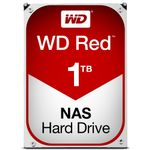 WESTERN DIGITAL RED 1TB 3.5IN SATA6 IN INT