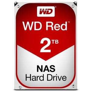 WESTERN DIGITAL RED 2TB 3.5IN SATA6 IN INT (WD20EFRX)