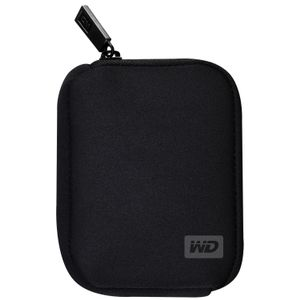 WESTERN DIGITAL Passport Carrying Case black HDD Neopren case RTL (WDBABK0000NBK-ERSN)