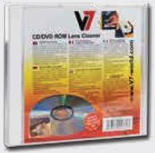 VIDEO SEVEN CD DVD LENS CLEANER . ACCS (VCL1352)