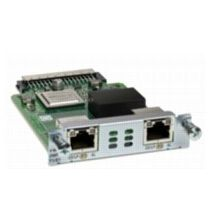 CISCO 2-Port 3rd Gen Multiflex Trunk Voice/WAN Int. Card - G.703 (VWIC3-2MFT-G703)