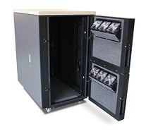 NETSHELTER CX 24U SECURE SOUNDPROOFED SERVER ROOM  IN ACCS