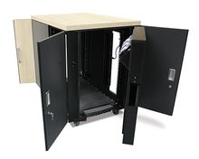 NETSHELTER CX 18U SECURE SOUNDPROOFED SERVER ROOM  IN ACCS