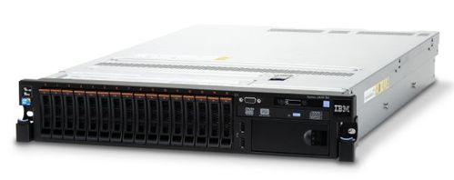 IBM Express x3650 M4. Xeon 8C E5-2650 95W 2.0GHz/ 1600MHz/ 20MB. 2x8GB. O/Bay HS 2.5in SAS/SATA. SR M5110e.  Multi-Burner. 750W p/s. Rack  (7915K2G)