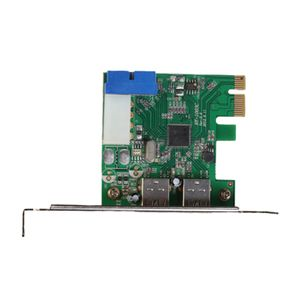 I-TEC PCIe Card USB 3.0 SuperSpeed 2x External+ 1x Internal 20pin (PCE22U3)