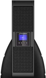 BLUEWALKER PW UPS VFI 6000P/RT LCD 5400W On-Line, 6 IEC,USB& RS232, Intelligent LCD, EPO function, Rack/ Tower (10120130)