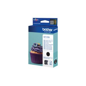 BROTHER LC123BK black ink (LC123BK)