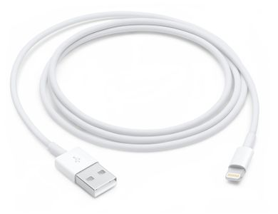 APPLE Lightning to USB Cable (MD818ZM/ A) (MD818ZM/A)