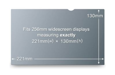 "3M Privacy Filter 10.1"" WideS (PF10.1W9)"