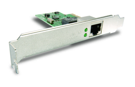 LEVELONE Gigabit PCIe Network Card (GNC-0112)