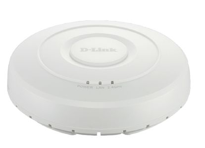 D-LINK Unified N Single-band PoE Access (DWL-2600AP)