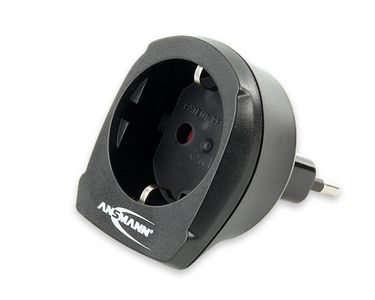 ANSMANN Travel Plug EU to IT (1250-0005)